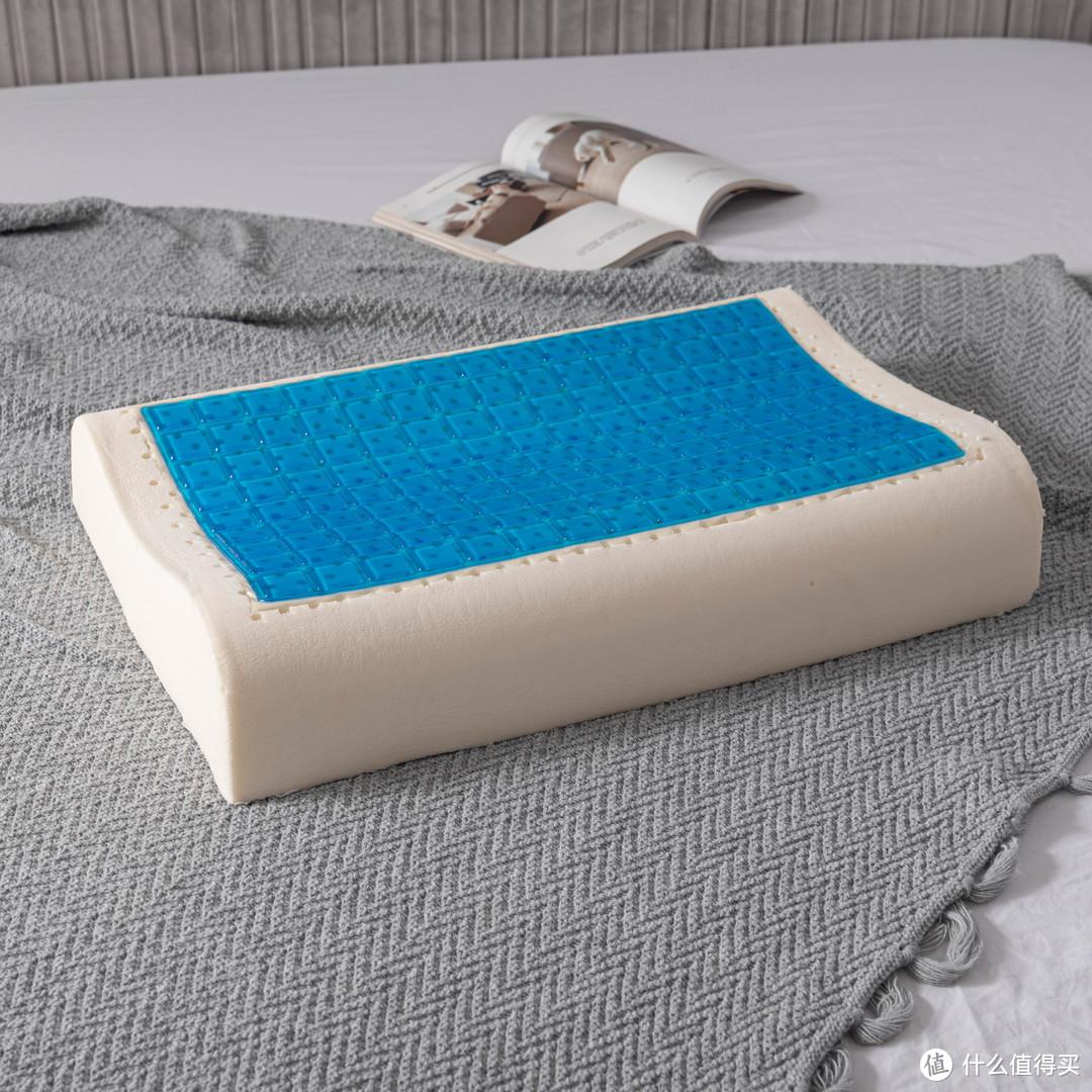 这款枕头夏天睡太凉快了,被我蹲到一波内测。