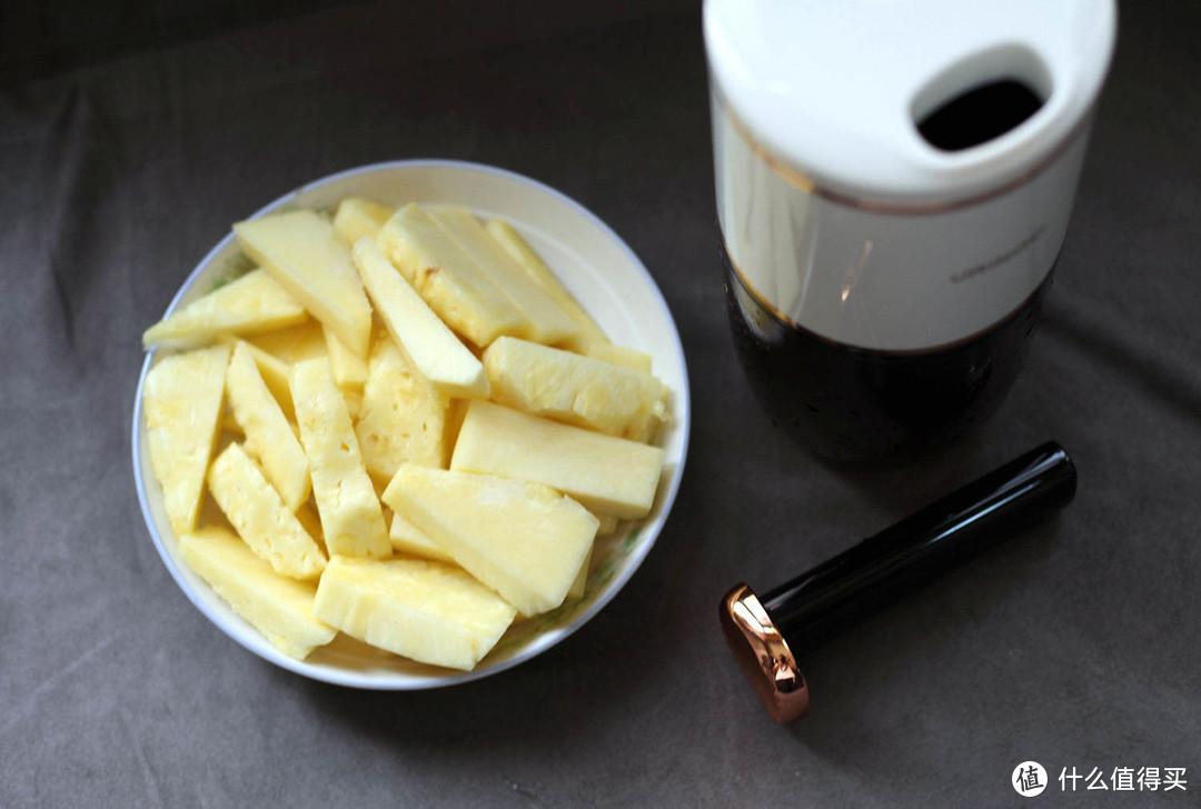 夏季想喝鲜榨果汁不用求人,分享一款便携原汁机