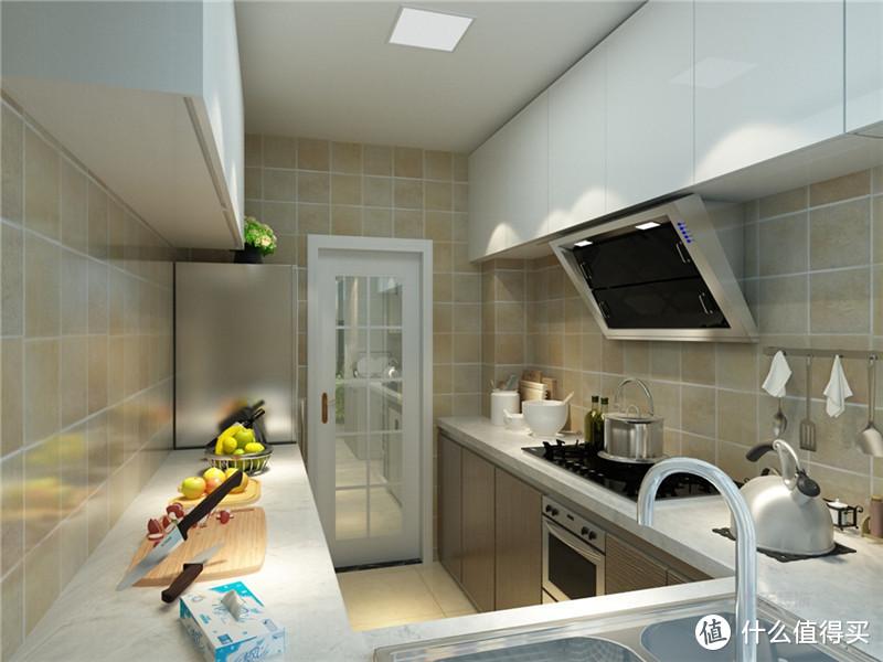 房子想装修了,4个月完工120平三室,精致现代风,全屋效果很满意