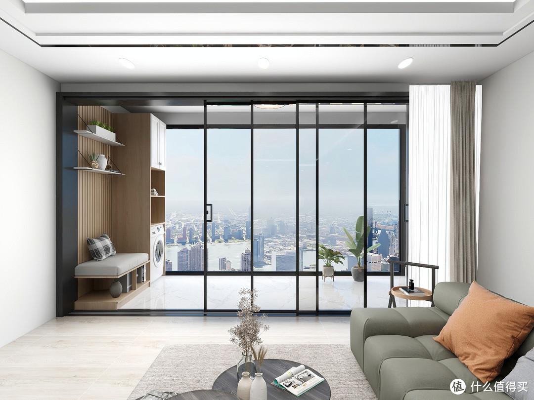 当下最流行的推拉门(移门),这样设计,让你家看起来就很贵!