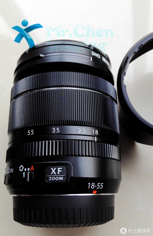 XF18-55 这个镜头2499买的,网上一直也说多好多好,后来自己实际使用的感受是:1画质和原装的16-50差不多;2、这个镜头太重了,3这个镜头比较长4 2.8虽然看来很牛逼,但是旅游很少用得到,于是后来2100出掉了.。