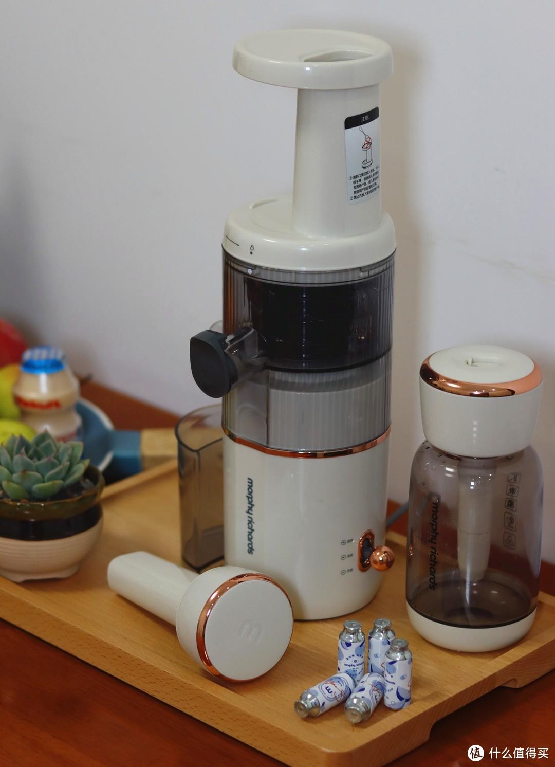 手压榨汁机、破壁机、气泡原汁机,三款设备果汁制作实录(附混合果汁制作教程)