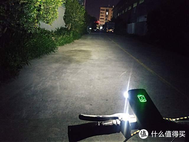 黑夜探路者-迈极炫智能车灯DA1500体验