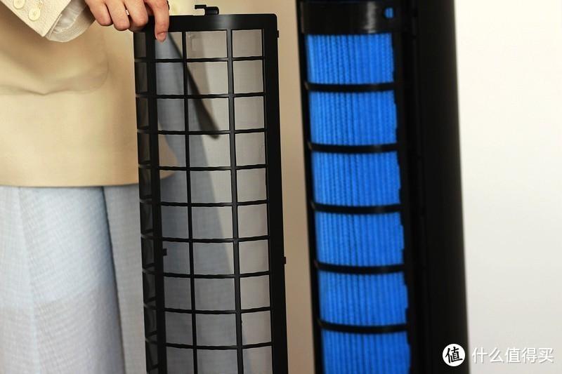 享受自由呼吸 飞利浦空调扇
