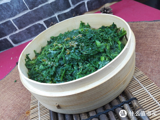 这菜称为活着的维生素,夏天要多吃,天热不愿炒菜,粉蒸特好吃