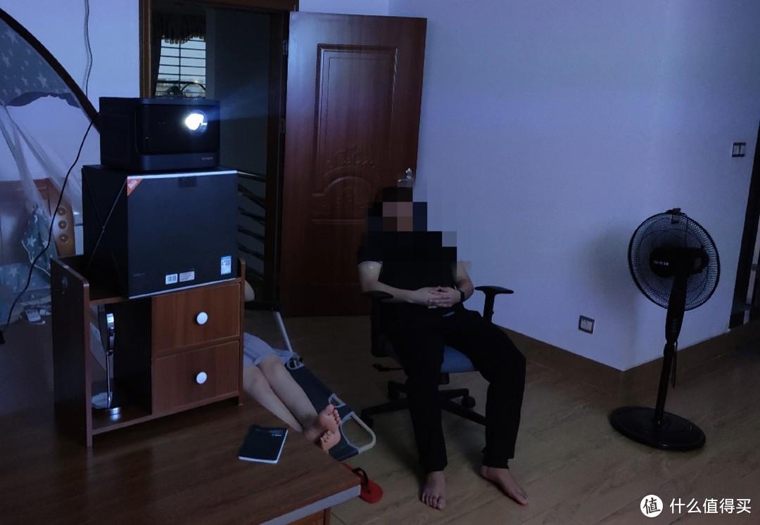 休息工作娱乐于一体,我的多功能卧室分享
