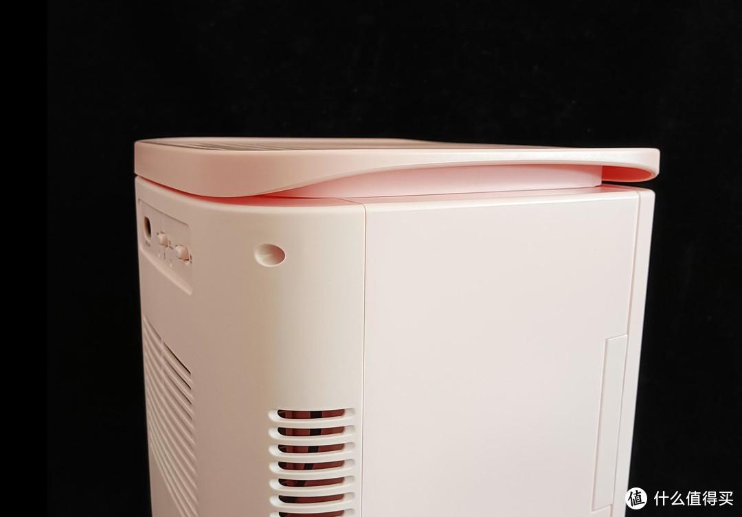 租房客也可以享受凉爽的夏天,倍思小冰箱冷暖两用,新鲜你的生活