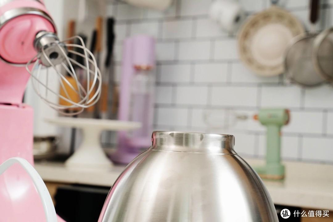 厨房里的全能小帮手,KitchenAid mini厨师机体验