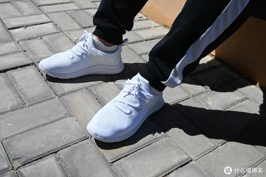 优秀的跑鞋鞋都贵吗?咕咚5K跑鞋2.0适合初级运动者的跑鞋