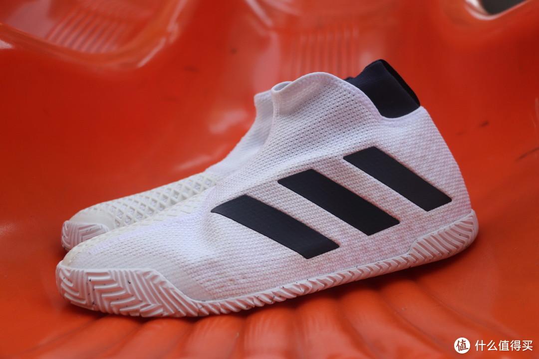 ADIDAS STYCON无鞋带网球鞋 开箱分享