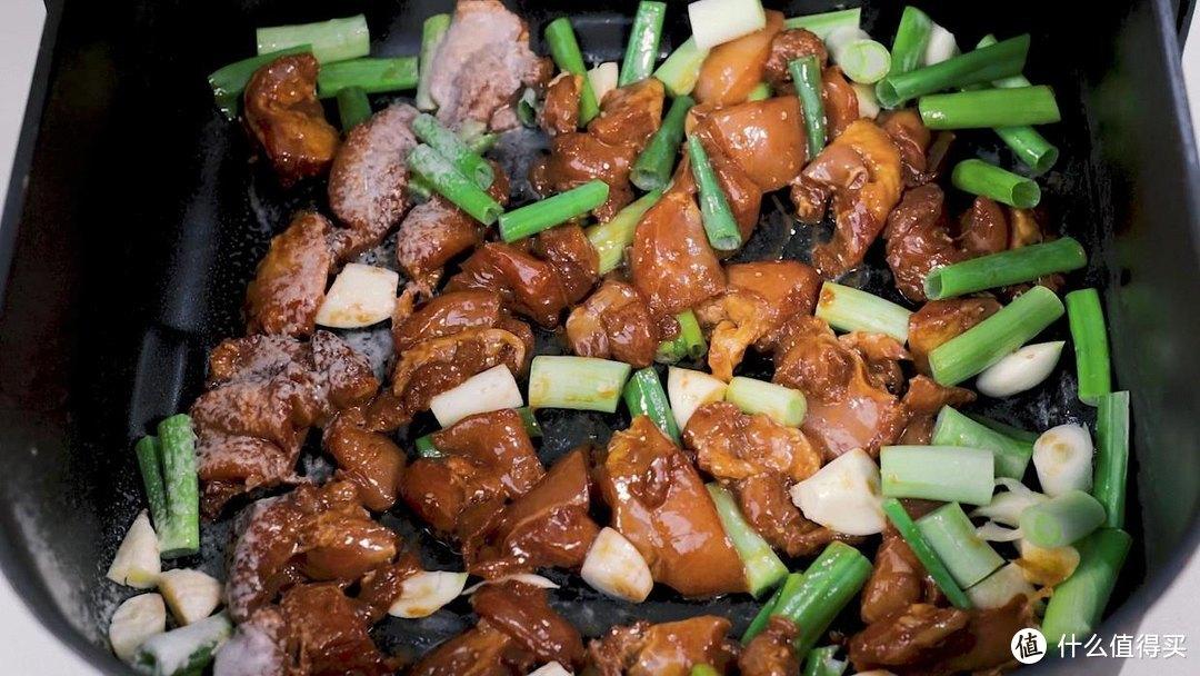 空气炸锅宫保鸡丁,制作简单味道好吃