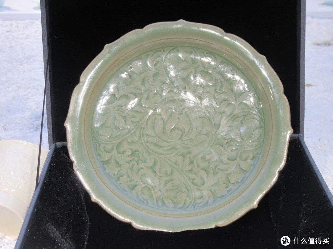 意叁茶器生活馆:佳能镜头下的耀州窑瓷器,闪耀闪耀