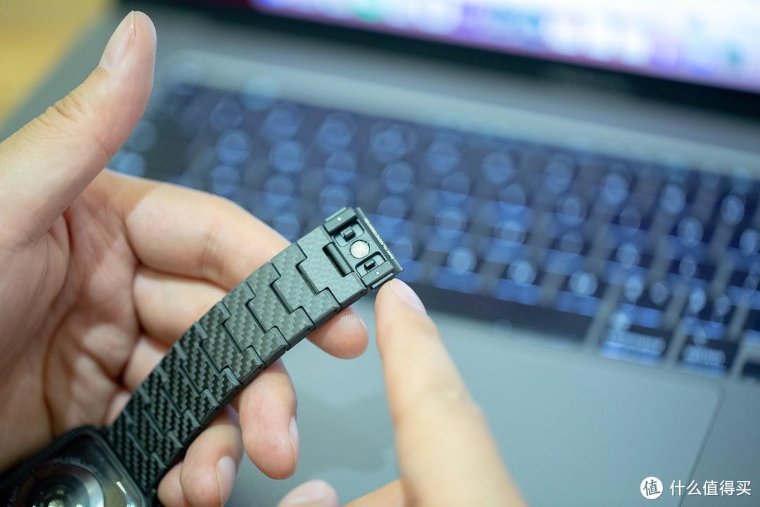 清凉夏日无感佩戴体验:PITAKA的碳纤维手表带使用分享