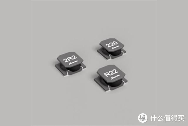 图3.磁胶功率电感
