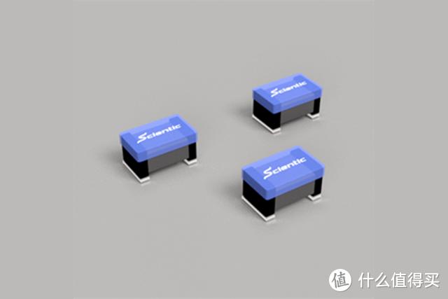 图8.SDHL全磁屏蔽功率精密绕线电感