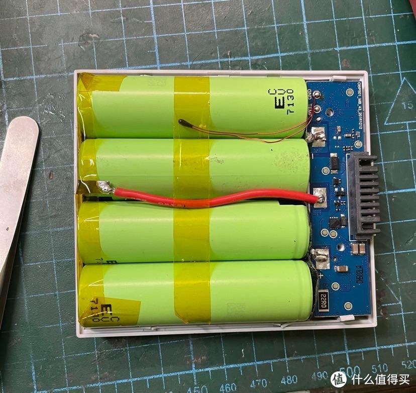 记录米家电扇更换电芯