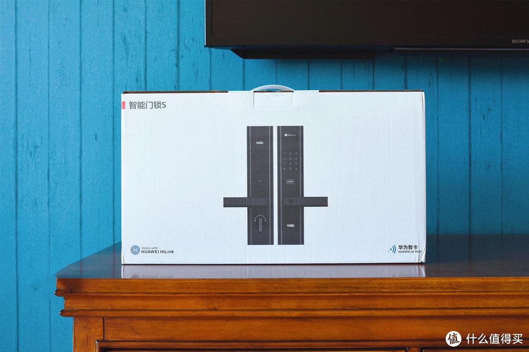 开门如此简单智能-华为VOC智能指纹锁S