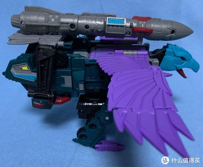 三变金刚,三倍快乐之快枪手导弹鹰双面客