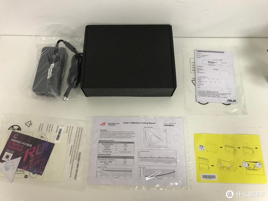 华硕 XG43UQ 4K 144Hz HDR1000 HDMI2.1 开箱体验!