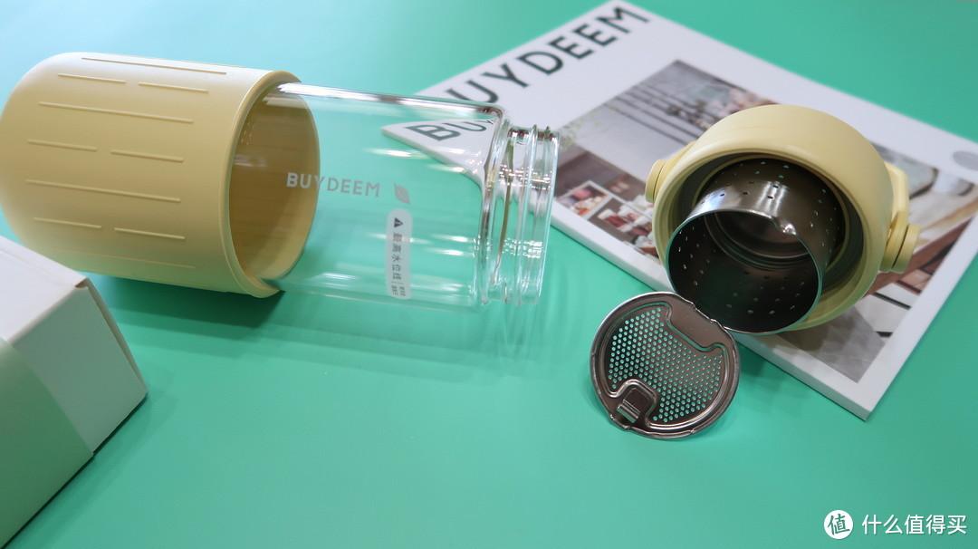 北鼎泡茶随手杯使用评测:年轻人的第一个茶杯