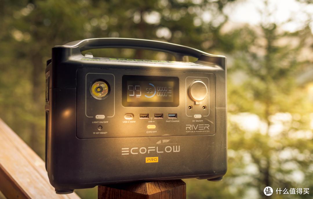 拥有即不后悔的选择——正浩EcoFlow RIVER Pro体验