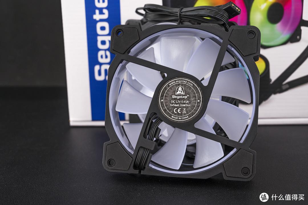 将RGB进行到底,新一代水冷鑫谷冰封240开箱体验