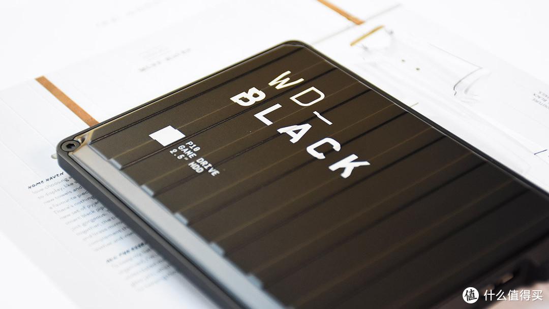 WD_BLACK P10游戏专用移动硬盘:大容量存储 高效率传输