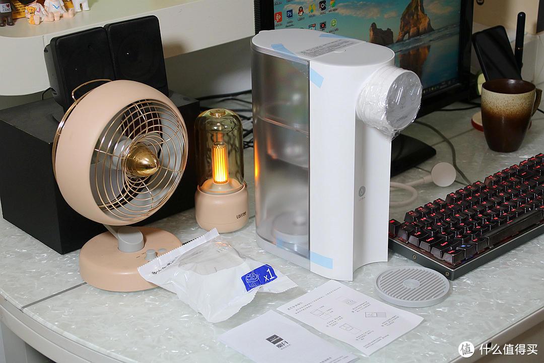 即热过滤集于一身,满足家庭各种用户需求