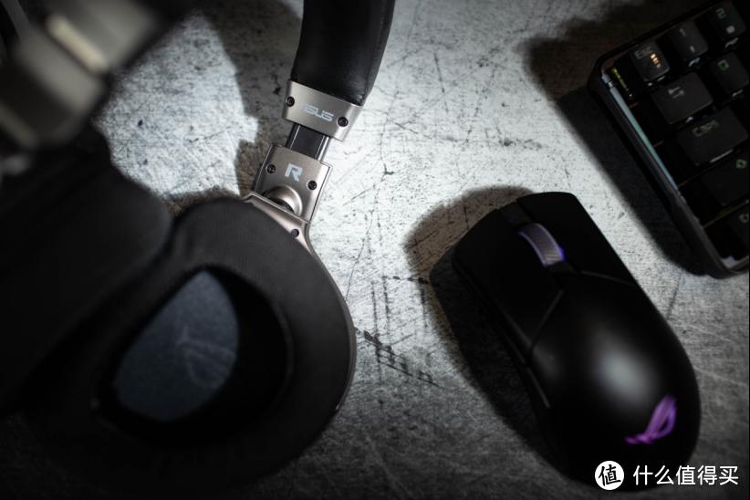 游戏电影通吃,多平台支持,ROG Delta棱镜游戏耳机