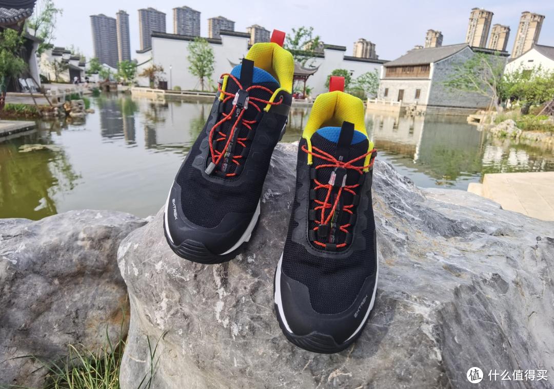 天越防水机能鞋,休闲新选择