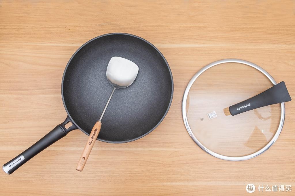 历时六年,就为打磨一口好锅,九阳晶钻耐磨不粘锅体验