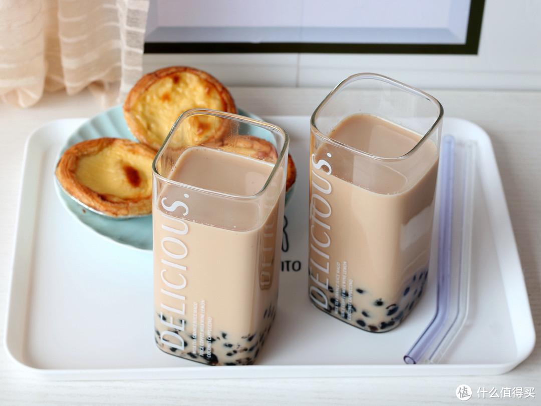 低热量无添加奶茶,配方和做法都教给你,每天喝一杯也不会长肉