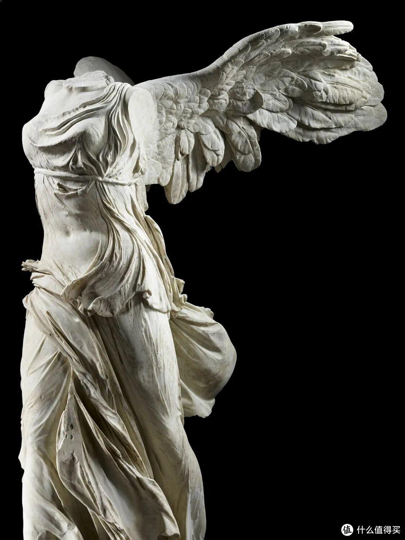 女神展翅及翅膀细节图