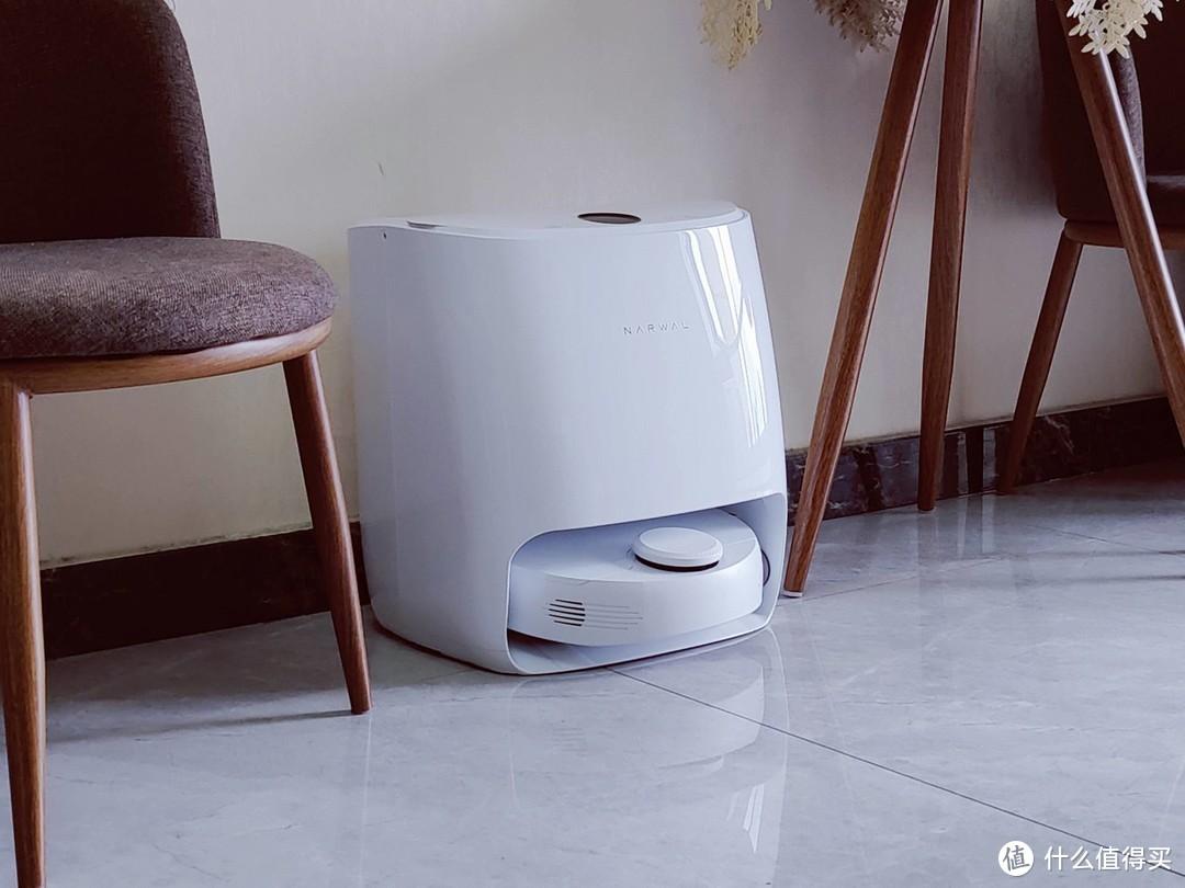 全球首款洗拖布,用了真的回不去?云鲸拖扫机评测