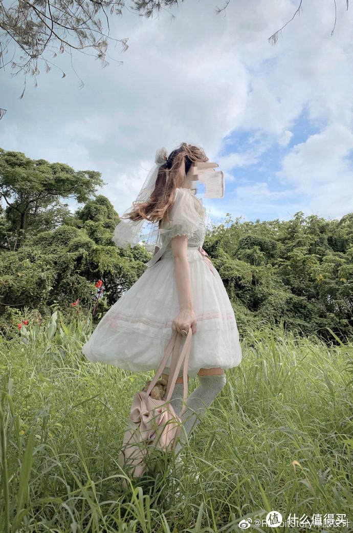 618剁手攻略 十个LO娘九个富?白菜又好看的新品小裙子