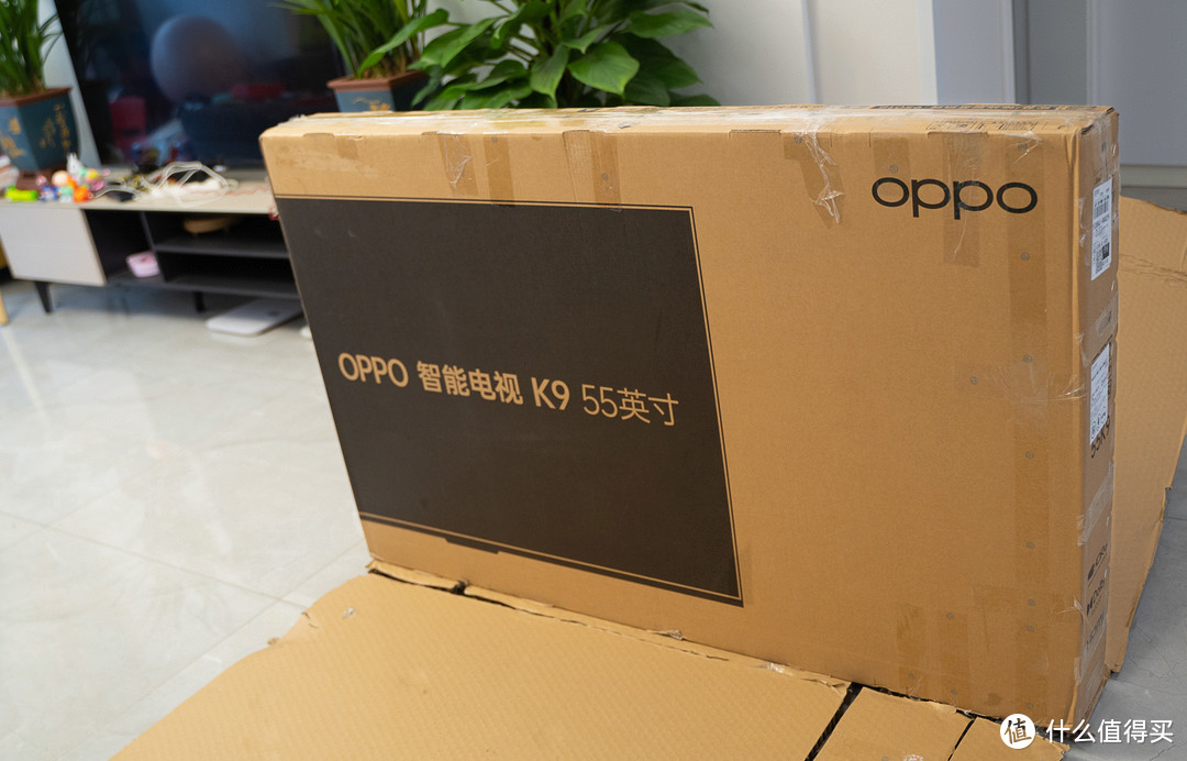 电视中的金刚芭比,OPPO智能电视K9使用体验