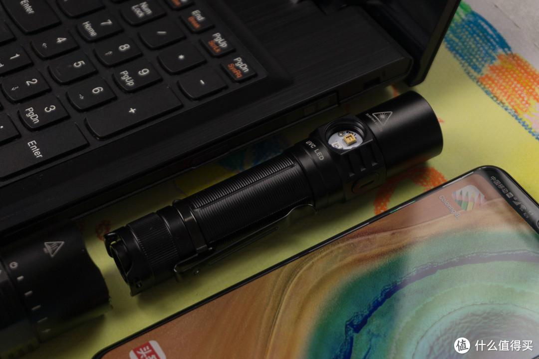 没有硝烟的消杀战疫,Fenix LD32 UVC手电