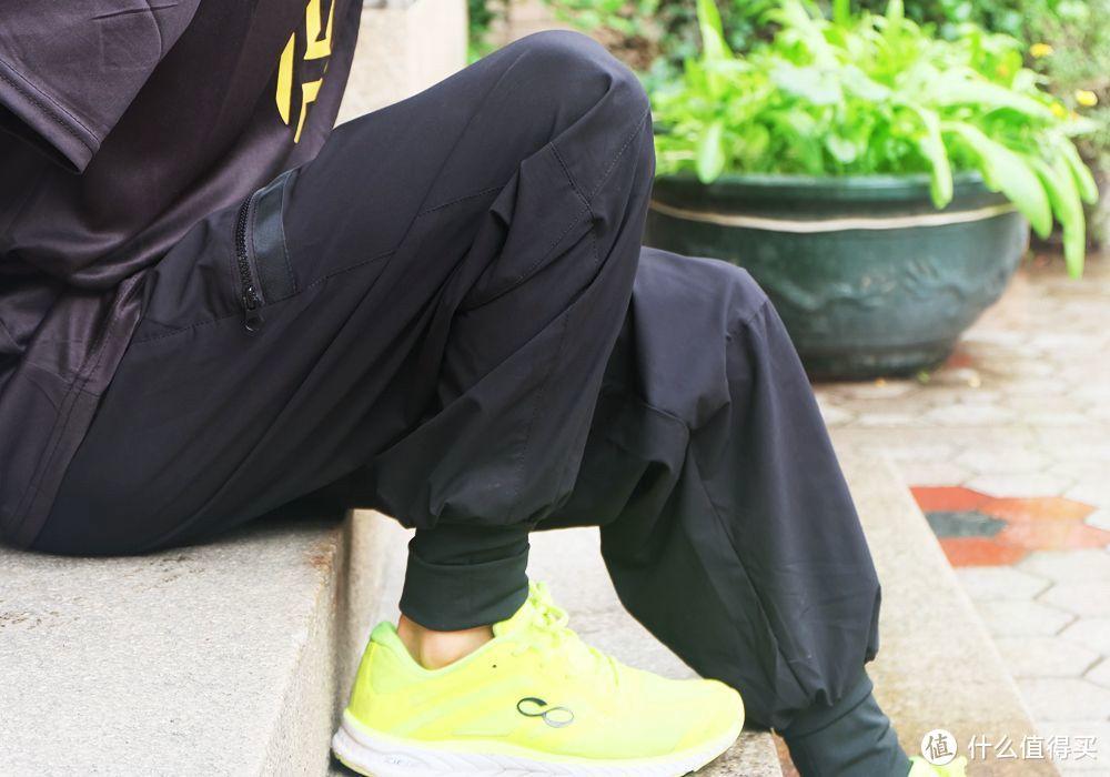 越穿越上瘾 FOOXMET风谜速干裤清爽整个夏天