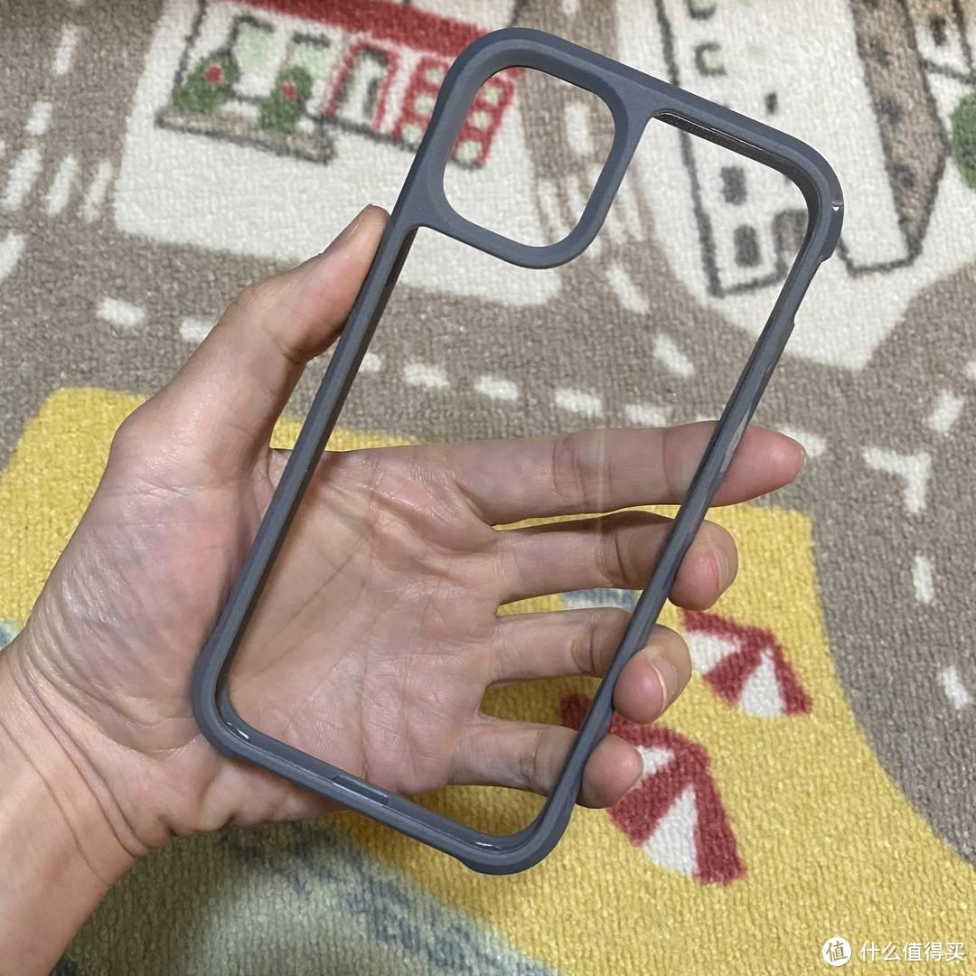 Defense决色iPhone11金属边框防摔保护套