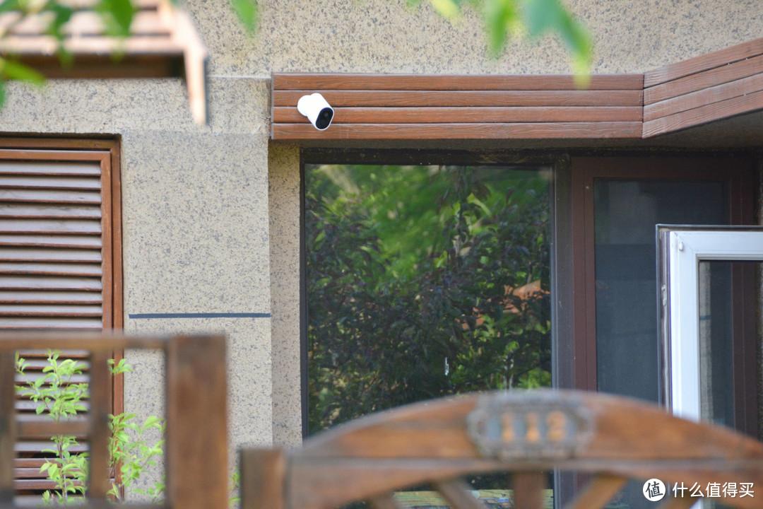 看家护院新宠 小米室外摄像机 无线设计+IP65防水+90天续航