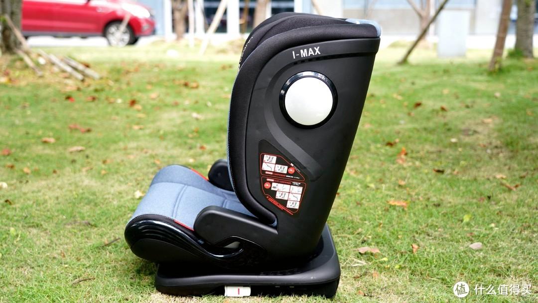 3-12岁安全座椅最新选购指南,欧颂I-MAX座椅使用体验!