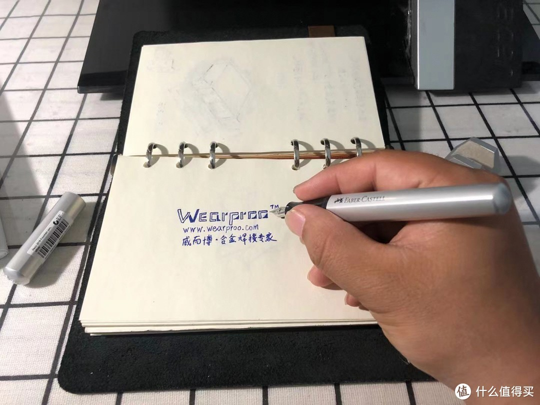 260岁的文具品牌辉柏嘉出品 圆滑与棱角之间的Hexo系列钢笔礼盒