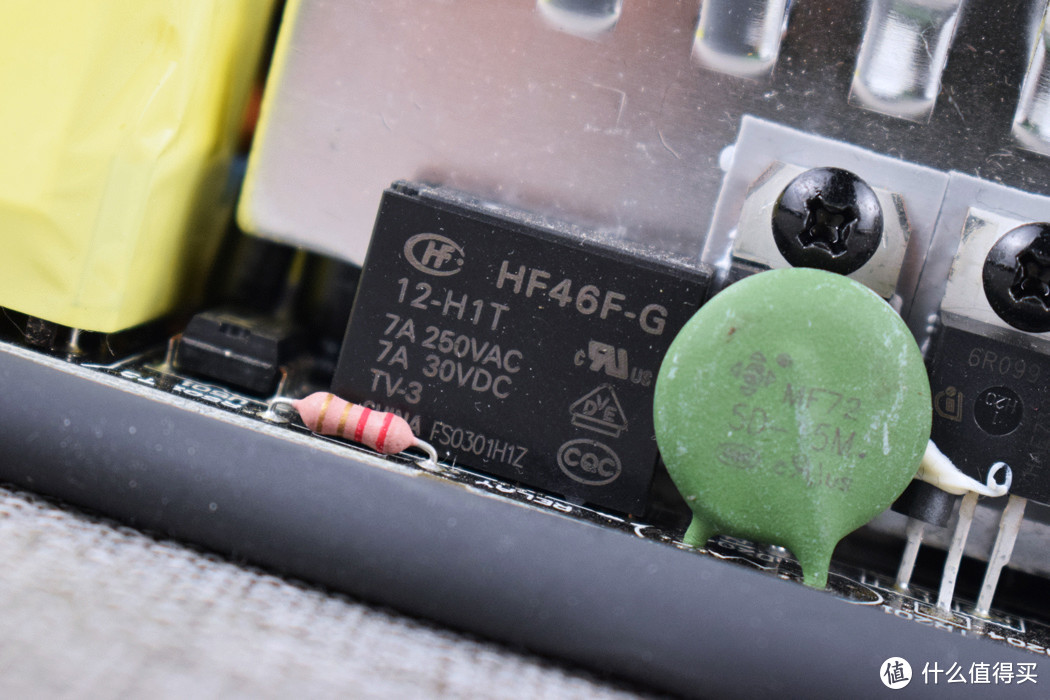 NTC及其独立继电器