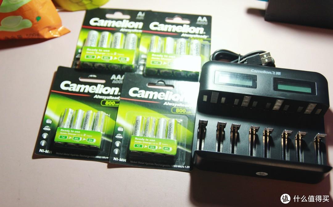 精品国货,飞狮低自放充电电池,物美价廉才是硬道理