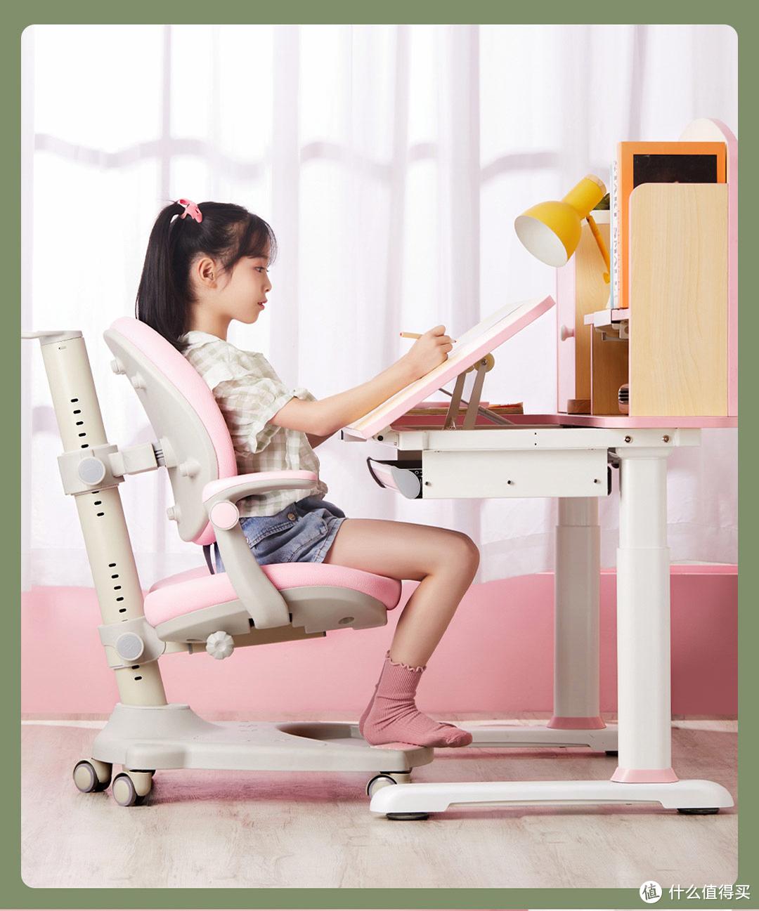 小米有品电动升降儿童学习桌盘点,4款产品从小童到少年,详评推荐!