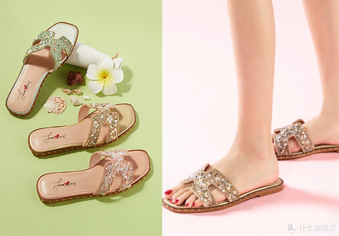 618必买宝藏凉鞋,6个品牌30款平价仙女鞋,上脚美哭!