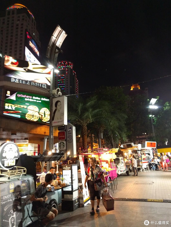曼谷街景,别有风味