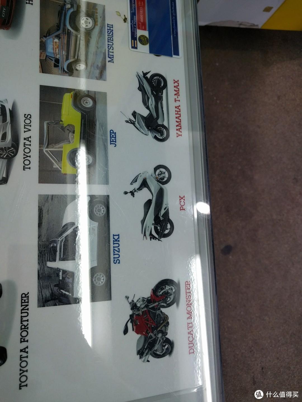 摩托车型号