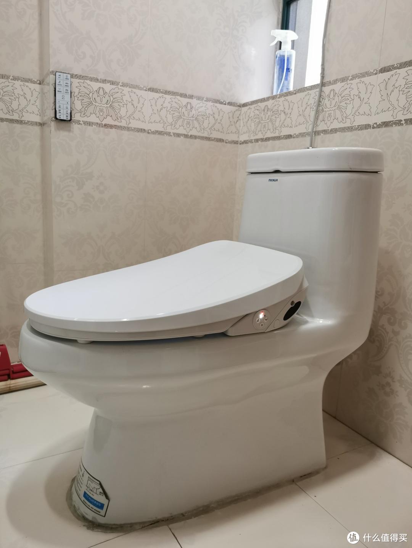 小沐智能马桶盖Pro-H:懒人福音,舒适卫生告别入厕难