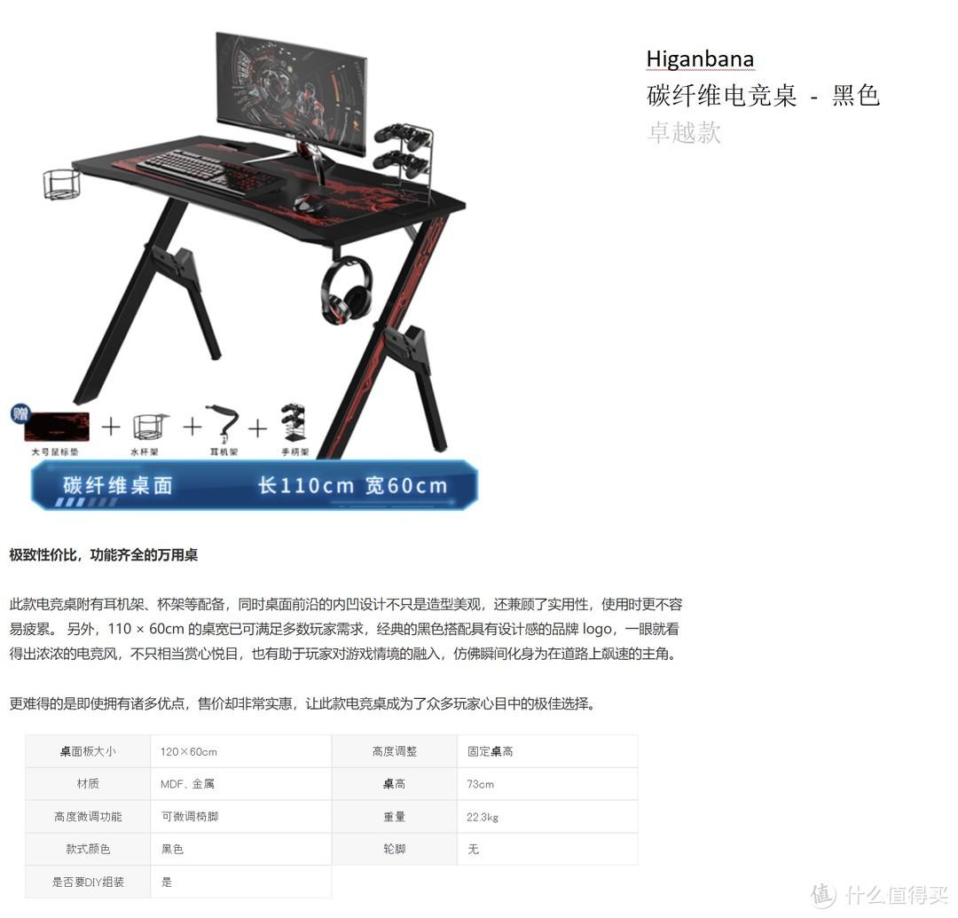 【电竞装备】篇一:电竞桌的选购指南和推荐